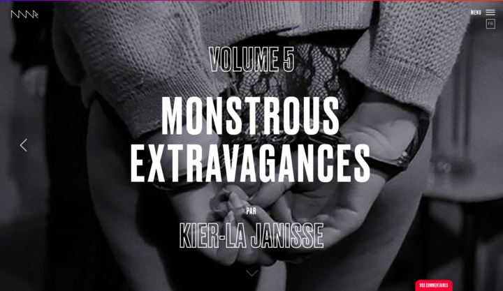 Volume 5 : Monstrous Extravagances