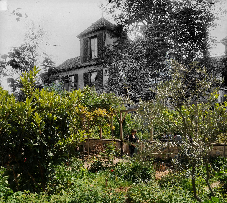 Jardins d'hier